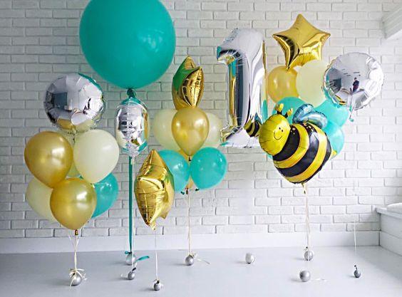 фольгированные шары для детей