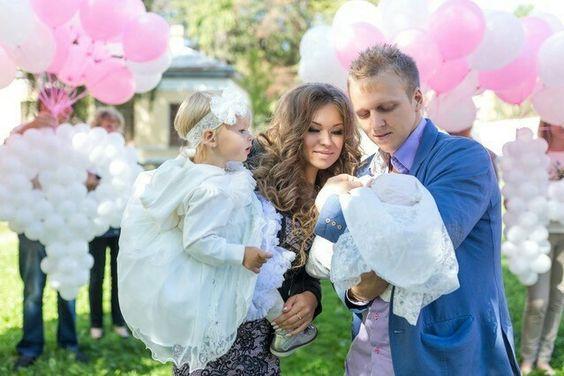 фольгированные шары для новорожденных