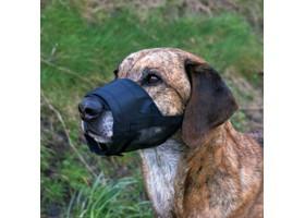 TRIXIE Намордник для собак с сеткой, 14-18см