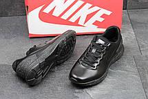 Модные кроссовки Nike Lunarlon черные, фото 3