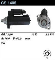 Стартер /2.2кВт 10z/ VW Multivan, T5 2.5TDI