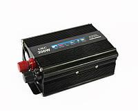 Инвертор автомобильный 300W, Преобразователь напряжения AC/DC 300W, Акция