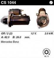 Стартер відновл. /2,0 кВт z10,11/ Mercedes W202,210,203 2,0-2,2-2,5-2,7-3,0 D Sprinter 2,2-2,7 CDI, 2,3-2