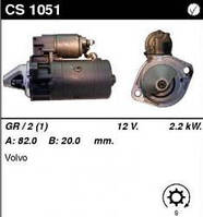 Стартер відновл. /2,2 кВт z9/ Volvo 850, S70 95-00 2,5 Tdi