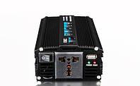 Инвертор автомобильный 300W, Преобразователь напряжения AC/DC 300W, В наличии
