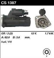 Стартер відновл. /1,7 кВт z9/ Audi A4, A6, VW Passat B5 1,9 TDI