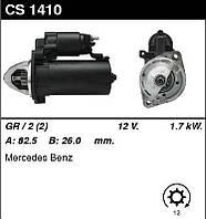 "Стартер восст. /1,7кВт z12/ Mercedes Sprinter 2,2-2,7 CDI  06""-"