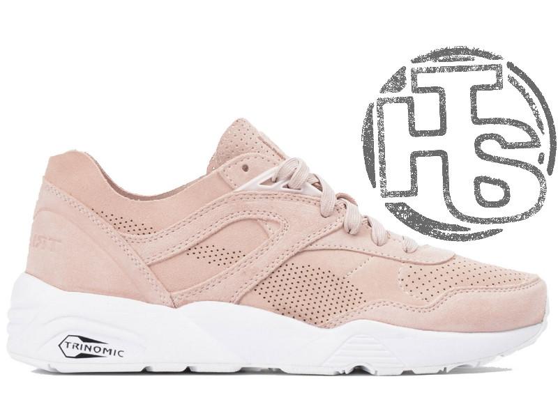 d5785f79ccd3 Женские кроссовки Puma Trinomic R698 Soft Pack Pink 360104-04 -  Интернет-магазин