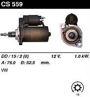 Стартер восст. /1,1кВт z10/ VW Passat 85-97 1,6-1,8-2,0