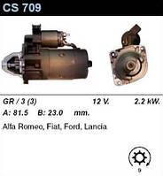 Стартер відновл. /2,2 кВт z9/ AR 145,155, Lancia Dedra, Fiat Tempra, Regata 1,9 D/TD