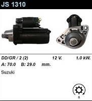 Стартер відновл. /1.0 кВт z8/ Suzuki Swift 06 - Liana 01- 1,3-1,5-1,6