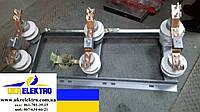 Разъединитель РЛНД-10/630 УХЛ1 наружного исполнения поворотного типа, фото 1