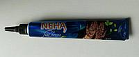 """Индийская хна """"NEHA""""  для тела в тубе, черная."""