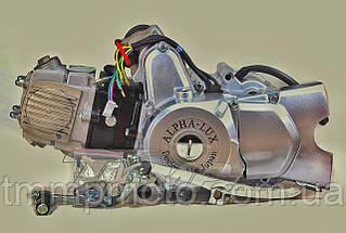 Двигатель Альфа / Дельта 110см3 механика d-52,4мм АЛЬФА люкс механика, фото 2