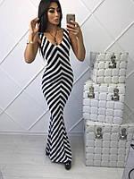 Женское шикарное облегающее  платье