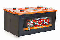 Аккумулятор Starta Strong 6СТ-230, пусковой ток 1500En, габариты 518х275х224, гарантия 24 мес., Премиум класс