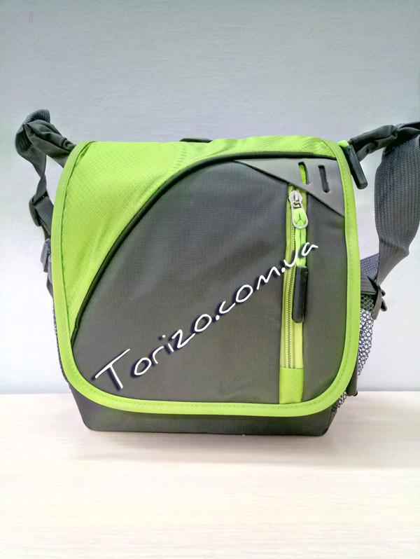 Спортивная сумка-барсетка через плечо 5 отделов