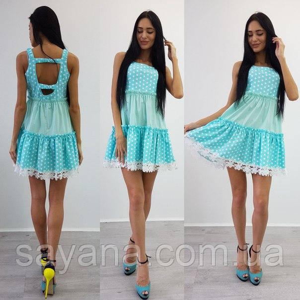классное модное платье