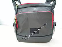 Спортивная сумка-барсетка через плечо 5 отделов, фото 2