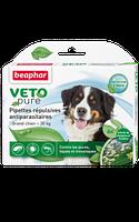 Beaphar BIO Spot on  6 пипеток-натуральные противопаразитарные капли для собак весом более 30 кг  (15614)