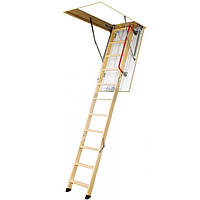 Лестница чердачная Fakro LWK-280 120x60 см с металлическими перилами