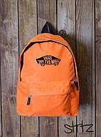 Рюкзак модный мужской/женский оранжевый Vans