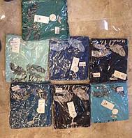 Цвет: голубая и бирюза Практичная женская футболка Размеры М  Л  ХЛ