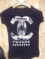 Четыре цвета в наличии Практичная женская футболка Размеры М  Л  ХЛ