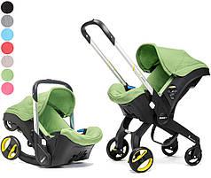 Автокресло-коляска Doona Simple Parenting