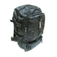 Рюкзак туристический 49*31*17см Sport R16244 Black