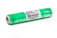 Упаковочная пищевая стрейч пленка для продуктов и зелени 300м/29см 7мкм Top Pack® зеленая
