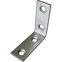 Узкий угловой соединитель Kolchuga 80х80х15х2.5 мм