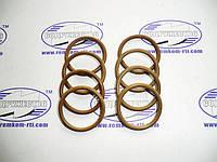 Ремкомплект кольца фланцевых уплотнений, ГСТ-90 (фторкаучук ИРП1287)