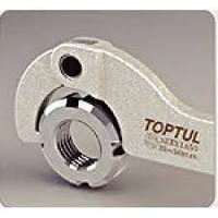 Ключ шарнирный для круглых шлицевых гаек 120-180 мм. TOPTUL AEEX1AA8