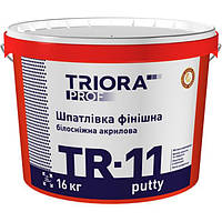 Шпаклевка Triora TR-11 putty 5 кг