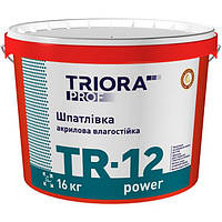 Шпаклевка Triora TR-12 power 5 кг