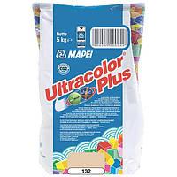 Затирка Mapei Ultracolor Plus 132 бежевая 5 кг