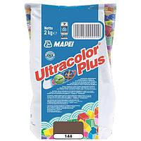 Затирка Mapei Ultracolor Plus 144 шоколадная 2 кг
