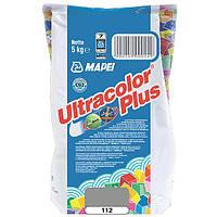 Затирка Mapei Ultracolor Plus 112 титан 5 кг