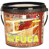 Заполнитель швов Klviv Mix Fuga Травертин Жасмин 5 кг + Рукав для фугования 59х28 см