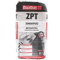 Штукатурка BauGut ZPT цементная 25 кг
