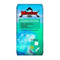 Гидроизоляционная смесь Master-Барьер 25 кг