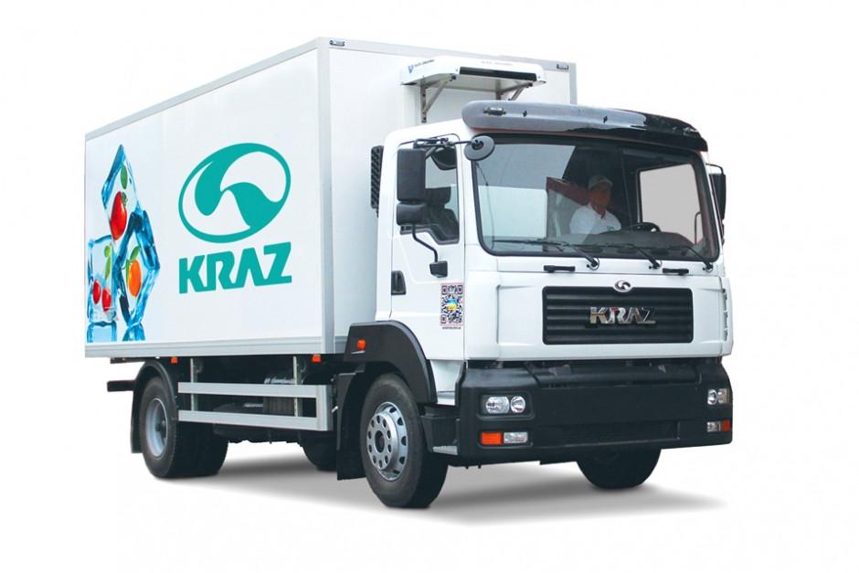 Фургон КрАЗ 5401Н2
