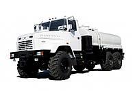Автоцистерна КрАЗ 65053\6322 для перевозки жидких пищевых продуктов
