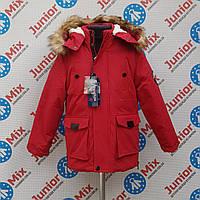 Детская мальчуковая зимняя куртка для мальчика оптом NATURE, фото 1