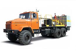 Насосная установка КрАЗ 63221