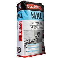 Клей для плитки BauGut MKL 25 кг