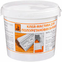 Клей-мастика для полиуретановых изделий Dragon 4 кг