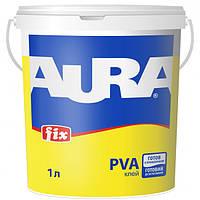 Клей Aura Fix ПВА 1 л