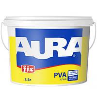 Клей Aura Fix ПВА 2.5 л